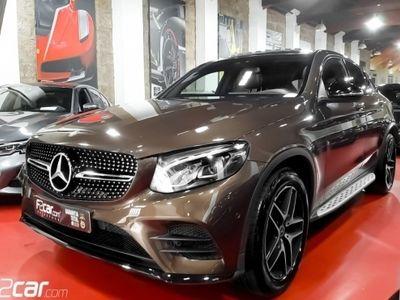 usado Mercedes GLC220 ClasseD Coupé Auto AMG Line