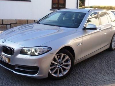 used BMW 520 D Touring Aut. 190 cv