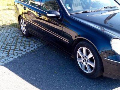 usado Mercedes C220 C 220 mercedez