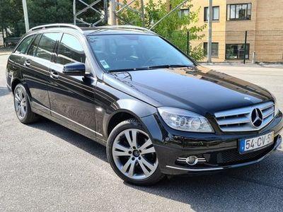 usado Mercedes C250 CDi Avantegard