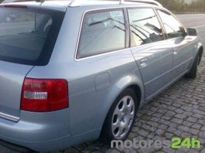 usado Audi A6 Avant 2.5 TDI 163 cv