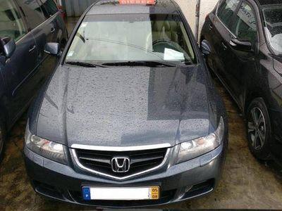 brugt Honda Accord 2.2 CDTi - Executive