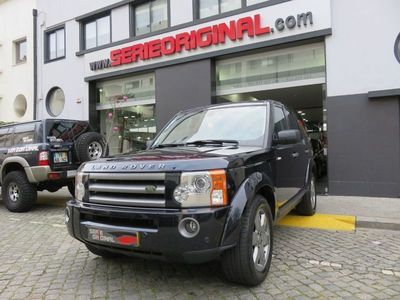 used Land Rover Discovery HSE 7LUG IUC 56€