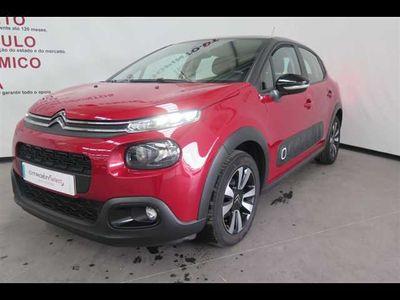 """usado Citroën C3 [""""1.2 puretech feel""""]"""