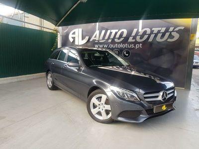 gebraucht Mercedes C200 ClasseBlueTEC (136cv) (5p)