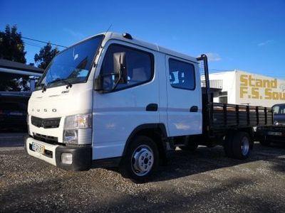 usado Mitsubishi Canter FUSO 3C13 D