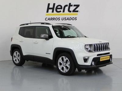 usado Jeep Renegade Limited 1.0 120cv