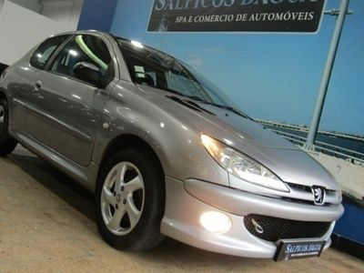 usado Peugeot 206 1.4 16V XS (90cv) (3p)