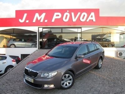 used Skoda Superb Break 1.6 TDi Active Greenline
