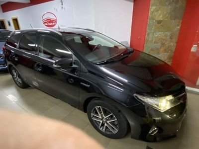 usado Toyota Auris PANORAMA 1.8 HIBRID EXCLUSIVE HSD