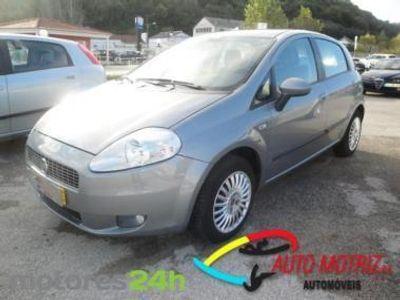usado Fiat Grande Punto 1.2 Free 65CV