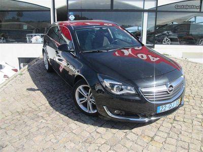 brugt Opel Insignia ST 1.6 CDTI Cosmo