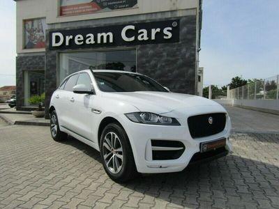usado Jaguar F-Pace 2.0 i4D R-Sport Aut.