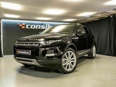 usado Land Rover Range Rover evoque 2.2 ED4 Dynamique 20 Navi