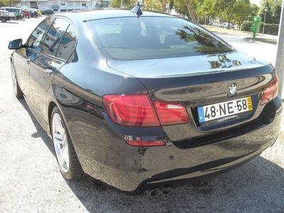 usado BMW 520 Série 5 D PACK M SPORT (184CV)