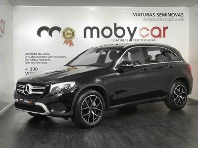 usado Mercedes GLC250 4-MATIC EXCLUSIVE
