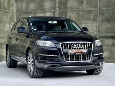 usado Audi Q7 3.0 V6 TDi quattro Tip. (245cv) (5p), Diesel