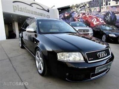 usado Audi A6 Avant 4.2 V8 RS6 quattro Tiptronic (450cv) (5p)
