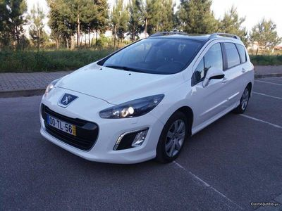 gebraucht Peugeot 308 1.6hdi Full Extras