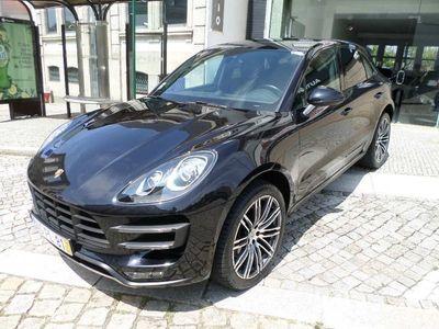 usado Porsche Macan Turbo TURBO