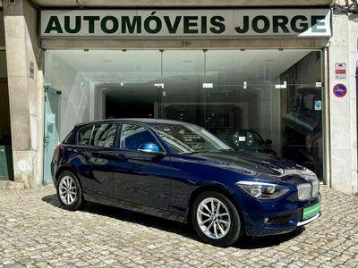 usado BMW 116 d Line Urban