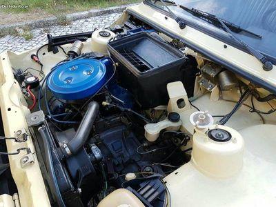 usado Fiat 127 restaurado de A a Z