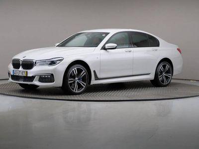 usado BMW 750 7 Serie d xDrive Pack M