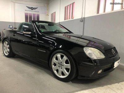 usado Mercedes SLK200 K GPL Nacional