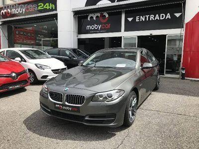 usado BMW 518 Série 5 d Line Luxury