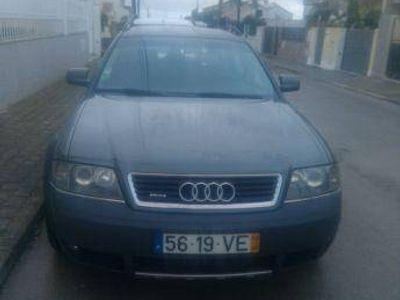 usado Audi A6 Allroad 2.5 TDI X4