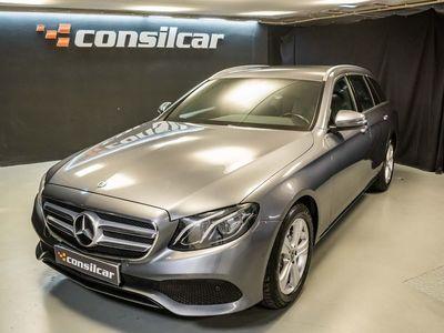 usado Mercedes E220 Automática Navi Avantgarde 17