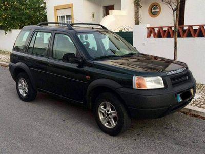 gebraucht Land Rover Freelander Diesel
