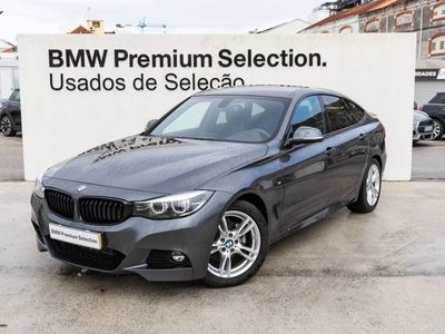 usado BMW 320 Gran Turismo Serie 3 d Pack M Shadow Edition 2019