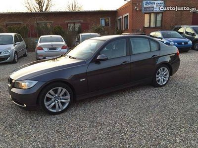 usado BMW 320 320d(E90) -