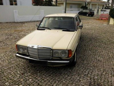 usado Mercedes 240 Diesel