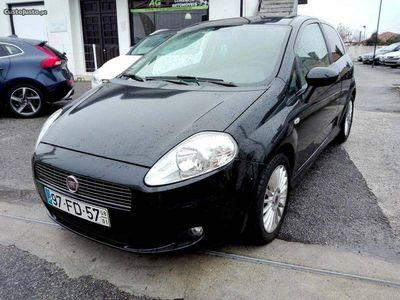 gebraucht Fiat Grande Punto 1.3Cdti 90cv