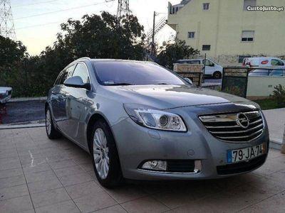 usado Opel Insignia 2.0CDTI 160cv - 10