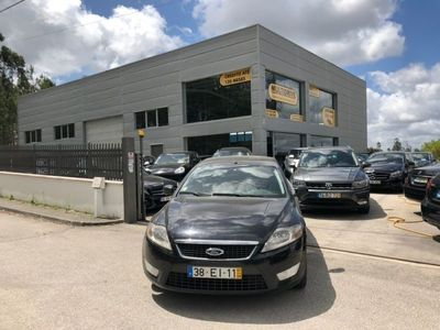 brugt Ford Mondeo 1.8 TDCI