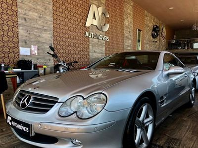 usado Mercedes SL500 305 Cv Full Extras
