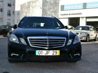 usado Mercedes E250 AMG STATION