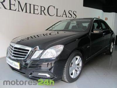 usado Mercedes E250 CDI Avantgarde (Nacional)