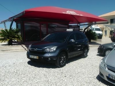 used Honda CR-V 2.2 i-CTDi Executive (140cv) (5p)