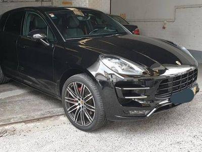 usado Porsche Macan Turbo Outros