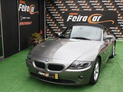 usado BMW Z4 Cabrio