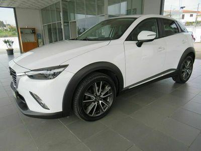 usado Mazda CX-3 1.5 Sky Exellence Navi