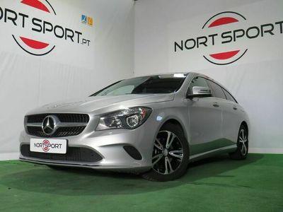 usado Mercedes CLA180 D