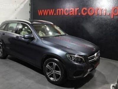 usado Mercedes GLC220 Classe4-Matic 9G Tronic (170 cv), Diesel