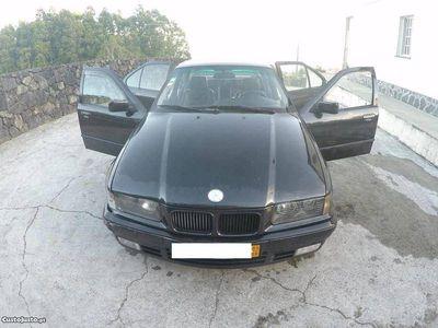 usado BMW 316 5 portas -