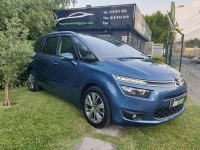 usado Citroën Grand C4 Picasso 1.6 BlueHdi Exclusive EAT6