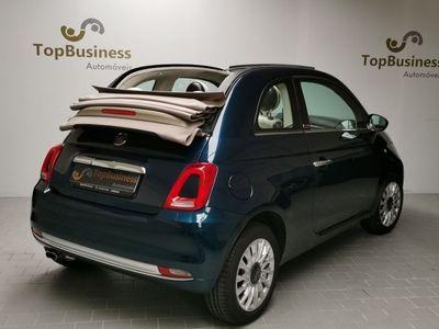 usado Fiat 500C 1.2 Lounge J16